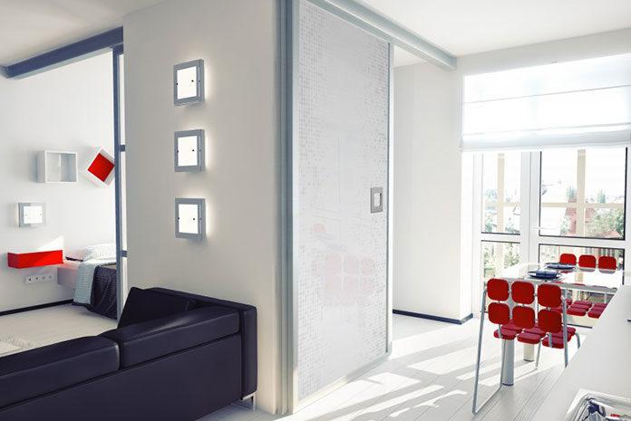 Przesuwane drzwi szklane - nowoczesność, funkcjonalność, minimalizm
