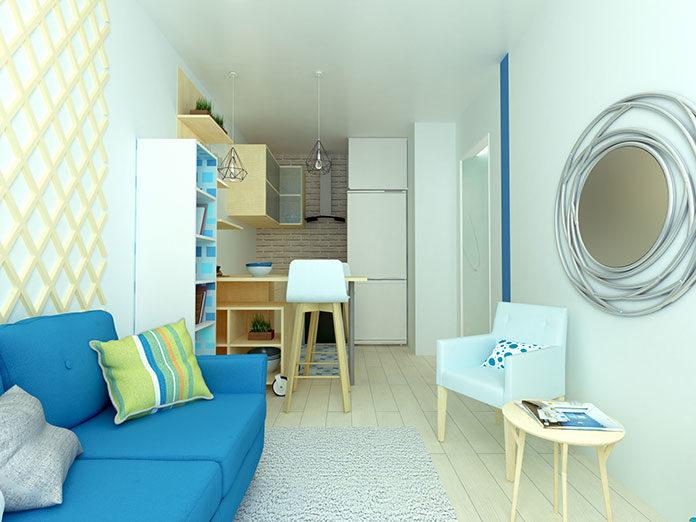 Lodówko-zamrażarki do małego mieszkania
