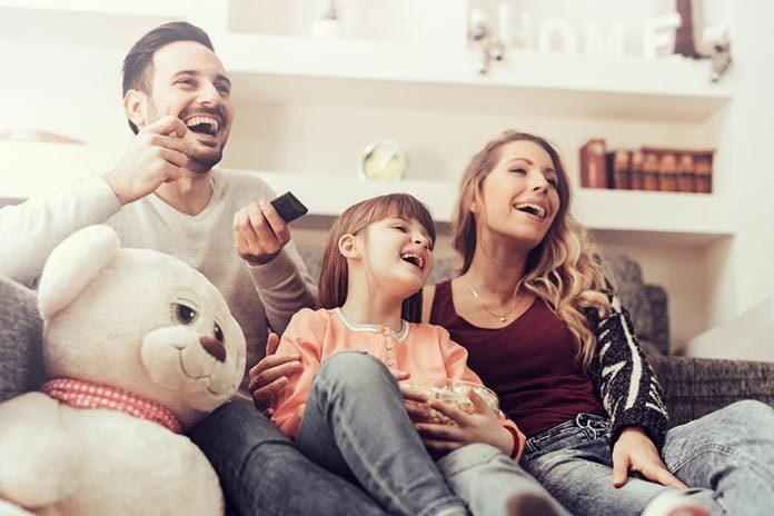 Telewizor, z którego cała rodzina będzie zadowolona