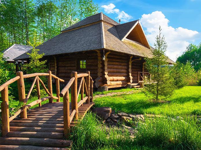 Jak zbudować dom z bali?