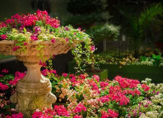 Elementy małej architektury w ogrodzie